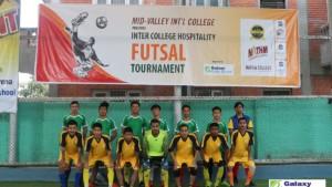 Inter College Hospitality Futsal Tournaments, 2020